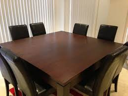 Square Dining Room Table 8 Person Dining Room Table Provisionsdining Com
