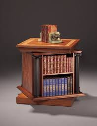 table tasty 82 off safavieh rotating side table bookcase tables