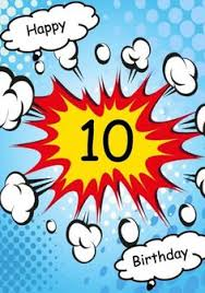 happy 10th birthday pinterest 10th birthday birthday boys and