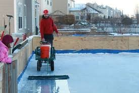 Backyard Rink Ideas Home Boni Zamboni For Our Backyard Rink Home Boni Zamboni