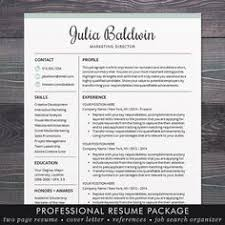 Resume Template Mac Resume Template Cv Template For Word Mac By Theshinedesignstudio