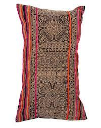 Thai Home Decor by Thai Batik Pillow Handmade Pillows Pillows And Metals