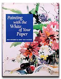 painting with the white of your paper tony hasselt