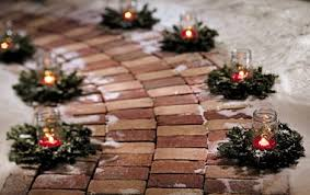 Outdoor Christmas Decorations Candles by Get Inspired With 10 Cheerful Christmas Outdoor Decorations