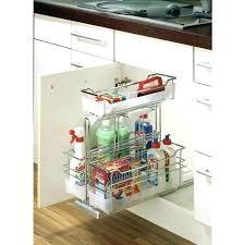 rangement sous evier cuisine amenagement armoire amenagement sous evier rangement pour armoire de