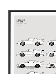 porsche poster porsche gt3 poster hive posters online store powered by storenvy