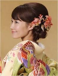 Japanische Hochsteckfrisurenen by 色打掛 洋髪 検索 着物 和小物