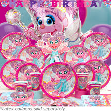 abby cadabby party supplies all party kits deluxe party kits at birthdayfunstore