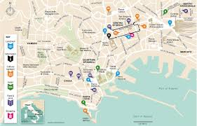 Map Of Naples Italy by 48 Hours In Naples The Independent