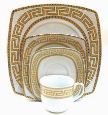 porcelain dinner service set ebay