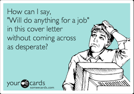 how to write a good cover letter jana says