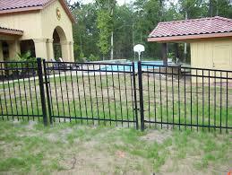 ornamental wire fence home gardens