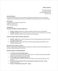 Resume For Pharmacy Students High Student Resume 28 Images Sle High Resume