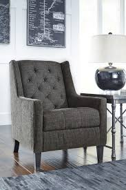 Gray Accent Chair Ardenboro Accents Charcoal Accent Chair 630xx21 Chairs