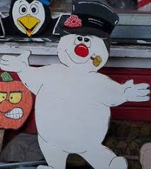 Frosty The Snowman Outdoor Christmas Decorations by Free Patterns For Outside Decorations Ryobi Nation Projects