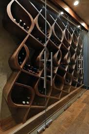 Wine Cellar Shelves - large wall wine rack u2013 abce us