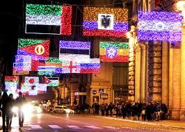 christmas 100 weeks in rome