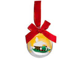 snow hut ornament 850949 lego shop