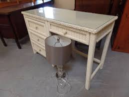 White Wicker Desk by Kan 290 Furniture And A Whole Lot More In St Louis Park