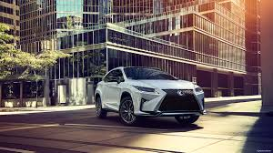 lexus sport tuned suspension 2017 lexus rx luxury crossover lexus com