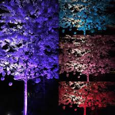 Colored Led Landscape Lighting Colored Led Lighting Services In Evansville Newburgh Southern