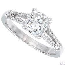 cushion cut diamond engagement rings ct cushion cut diamond engagement ring egl usa certified