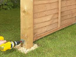 outdoor wooden structures materials for fences and decks diy