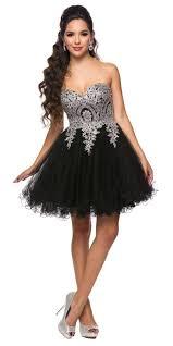 juliet 762 white silver sweetheart neckline poofy short prom dress