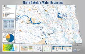 North Dakota rivers images Nd state water commission png