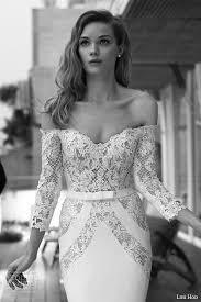 lihi hod 2015 wedding dresses u2014 film noir in white bridal
