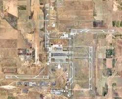 Dallas Airport Map by Whistleblower Reveals Secret Underground Base Beneath Denver