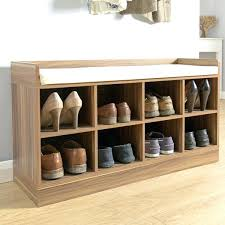 Bench With Shoe Storage Shoe Storage Wooden Wooden Welly Stand Best Shoe Racks Ideas On