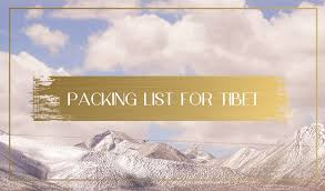 Delaware travel packing list images Packing list for tibet your essential packing guide for a trip jpg