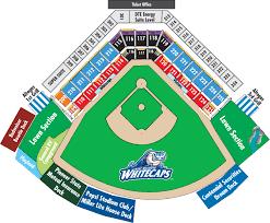 Fenway Park Seating Map Seating Chart West Michigan Whitecaps Ballpark Ballparks