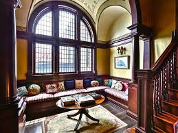 love this window seat 1898 romanesque u2013 st louis mo