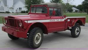 jeep truck 1967 kaiser jeep pickup truck item d5646 sold tuesday o