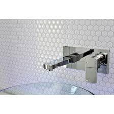 kitchen backsplash tiles peel and stick smart tiles self adhesive wall tile hexago réno dépôt