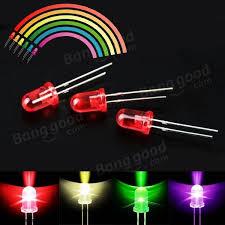 geekcreit 375pcs 3mm 5mm led light emitting diode