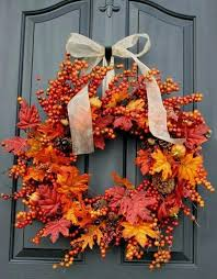 fall wreaths fall outdoor wreaths s s s exterior fall wreaths sumoglove
