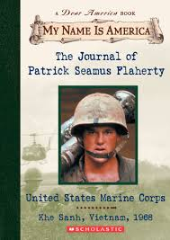 Flags Of Our Fathers Book Summary The Journal Of Patrick Seamus Flaherty Discussion Guide Scholastic
