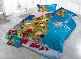 Christmas Duvet Cover Sets 51 Best Christmas Bedding Images On Pinterest Christmas Bedding