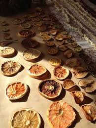 how to make dried fruit decorations crafty crafts