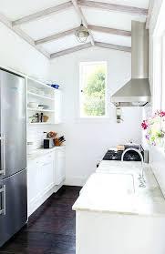 design ideas for kitchen narrow kitchen ideas stylish and functional narrow kitchen