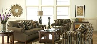 Broyhill Living Room Furniture Broyhill Living Room Furniture Blue Plaid Sofa Cottage Sofa In