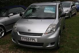 used daihatsu sirion cars for sale motors co uk