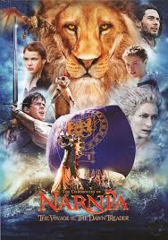 narnia film poster chronicles of narnia the voyage of the dawn treader movie posters