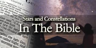 and constellations in the bible