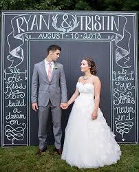 wedding backdrop chalkboard 10 easy wedding diys inspired by chalkboards instyle