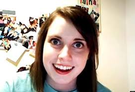 Laina Walker Meme - overly attached girlfriend woman who spoofed justin bieber s
