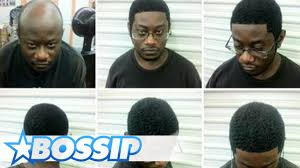 men hair weave pictures man weave goes viral bossip youtube
